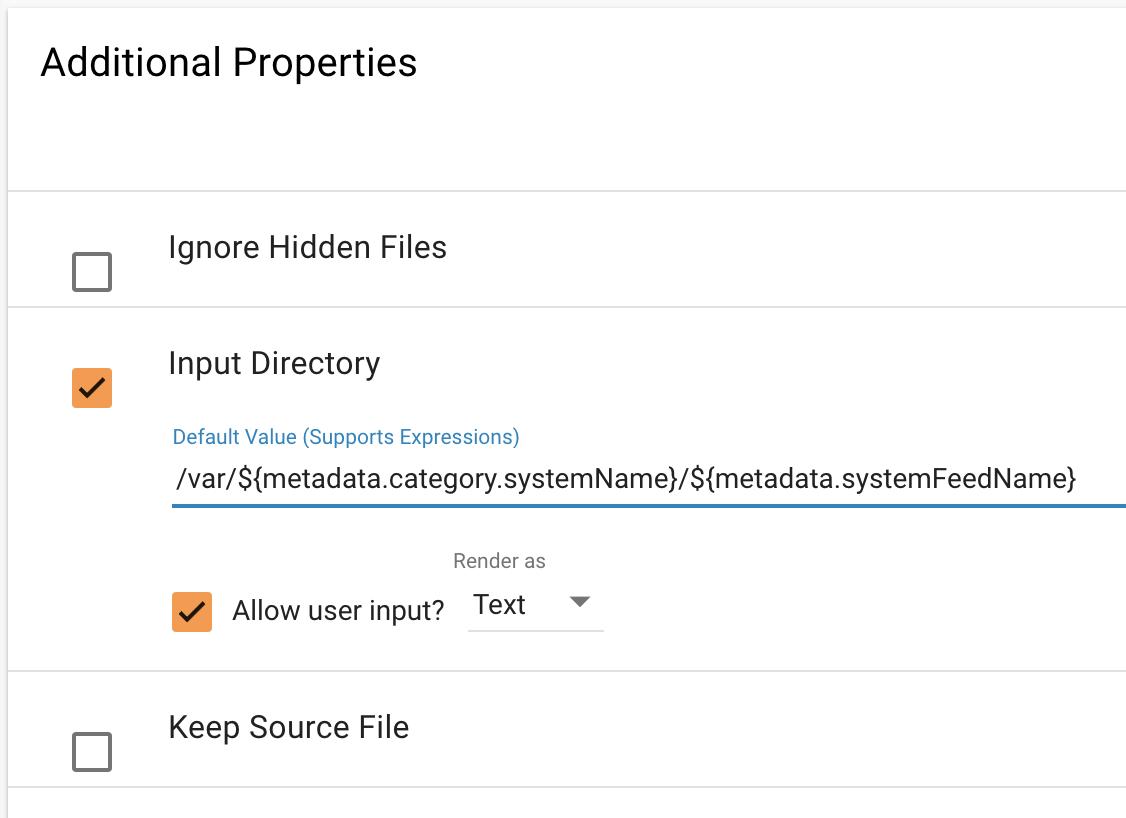 Configuration Properties — Kylo 0 10 0 documentation