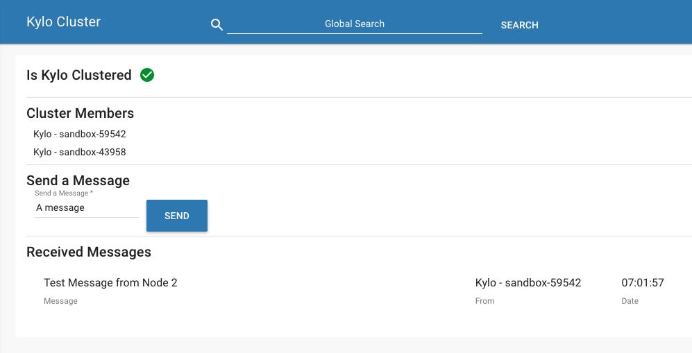 Clustering Kylo — Kylo 0 9 0 documentation